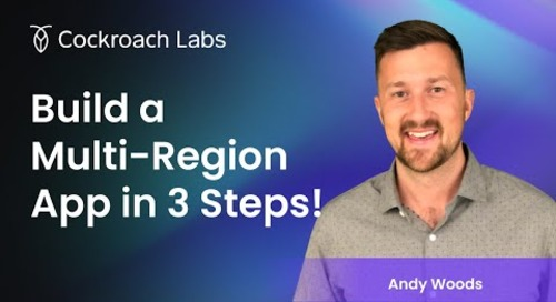 How to Lower Network Latency in 3 Steps   Multi-Region Applications