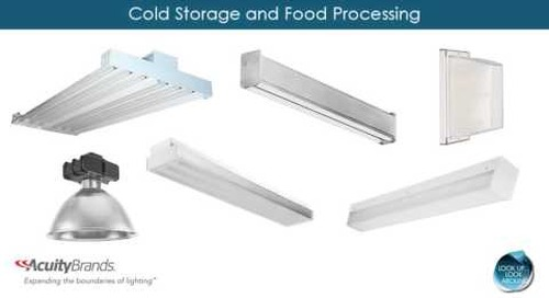 Look Up Look Around - Food Processing and Cold Storage