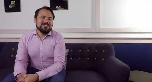 Interview de Leonardo Coscia qui explique l'intérêt du partenariat entre Pivotal et Metanext.