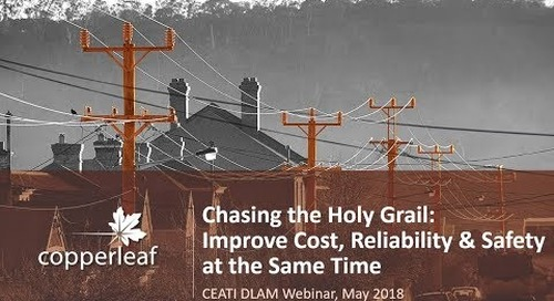 Chasing the Holy Grail: Improve Cost, Reliability & Safety at the Same Time