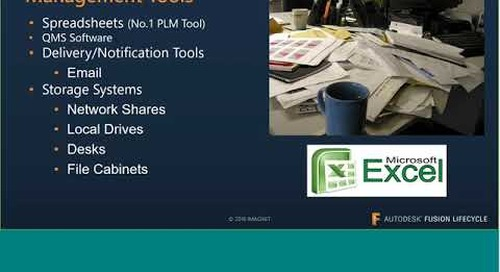 Managing Quality Processes with PLM – Part 2