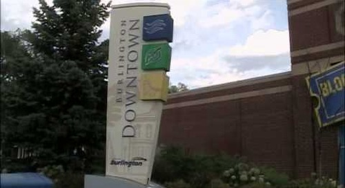 """WNED: Telling our Story - """"OurTown: Burlington"""""""