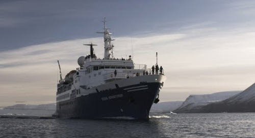 Finding the Spirit of Expedition Travel in Northwest Passage