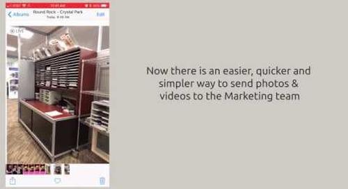 Uploading Photos & Videos to Gmanage