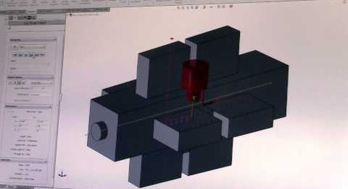 CAMWorks: Simulated Workflow Production and Fabrication