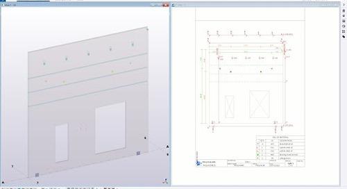 Tekla Structures: Tilt-Up Detailing Role for Concrete