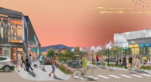 David Dixon discusses the next generation of urban places at NZPI 2018
