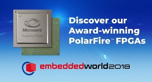 Join Microsemi at Embedded World 2018