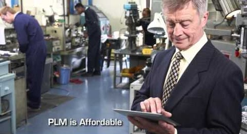 Powerful PLM for Small and Medium Sized Businesses