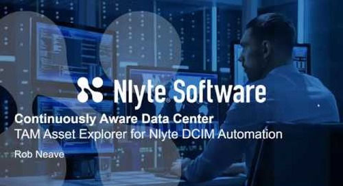 Automation for a Continuously Aware Data Center