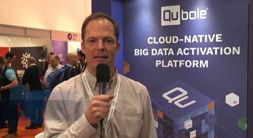Qubole at Big Data World London, 2018