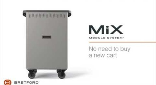 Bretford   MiX Module System™ for Apple Devices