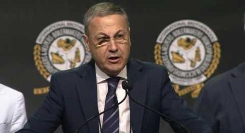 Carlo De Masi - Secretary-General, FLAEI-CISL