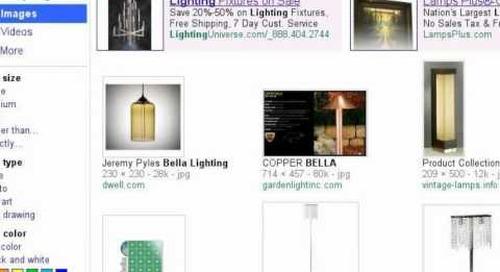 Bella Modern Pendant Light - Search Story