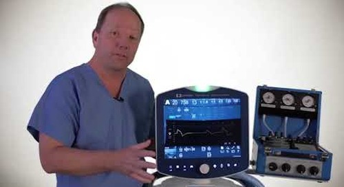 Puritan Bennett 980 Ventilator - Clinical - Volume Control Support Software
