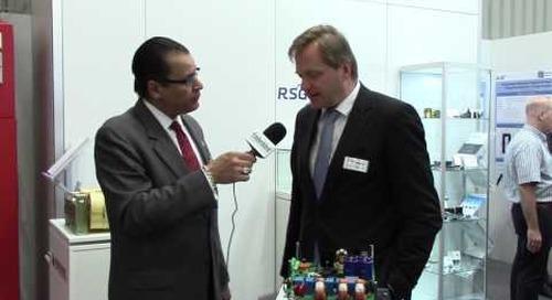 PCIM: RSG on custom power supplies