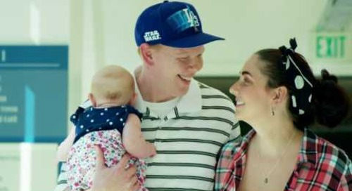 Saving Newborn's Mother