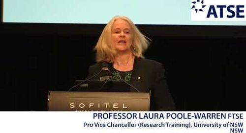 ATSE 2017 New Fellow: Professor Laura Poole-Warren FTSE