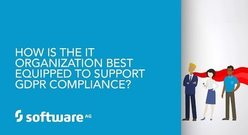 Episode 3: How is the IT organisation best equipped to support GDPR compliance?