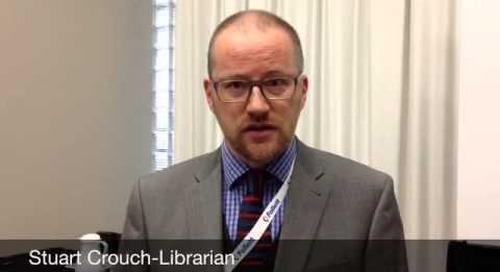 Librarian Discusses Value of Follett Shelf