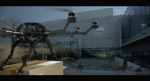 Audi- Drones