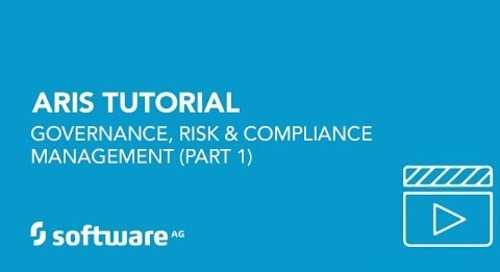 Governance, Risk & Compliance Management (PART 1)