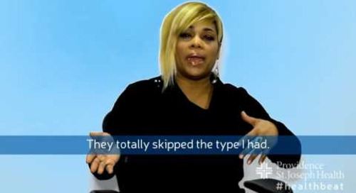 T-Boz on her Sickle Cell Diagnosis with Providence #HealthBeat