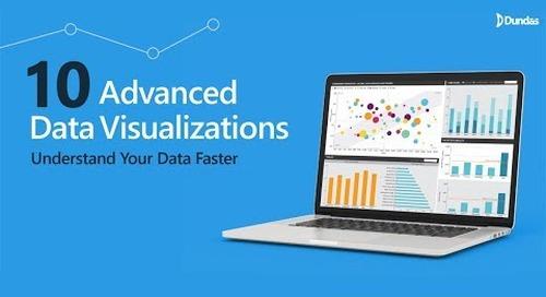 10 Advanced Data Visualizations
