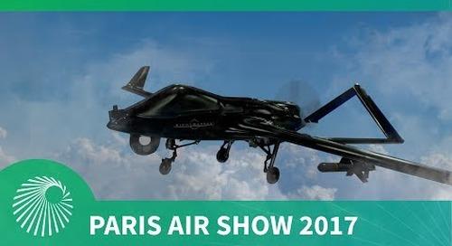 Paris Air Show 2017: Nightwarden