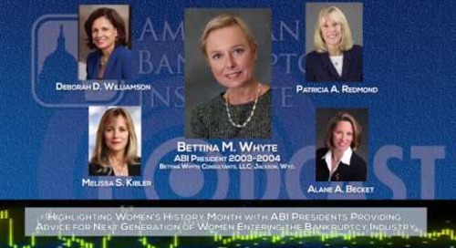 Highlighting Women's History Month with ABI Presidents