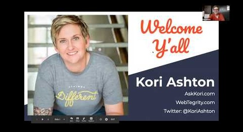Million Dollar Milestone - Kori Ashton - Stop Doing All the Work Yourself