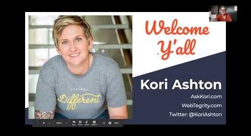 Million Dollar Milestone - Kori Ashton - Stop Doing All the Work Yourself