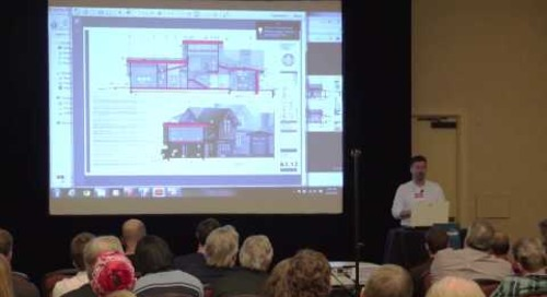3D Basecamp 2014: Creating Clearer Drawings with Sketchup and Layout, Nick Sonder