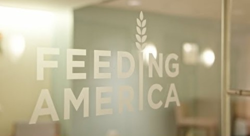 America Bites Back at Hunger with Blackbaud Solutions