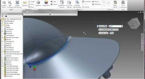 Inventor 2013 Part and Assembly Enhancements