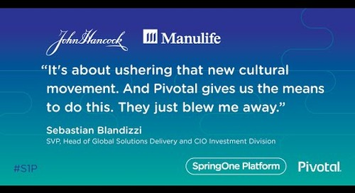 Microsoft and Manulife, Fireside Chat