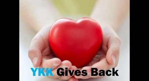 YKK Mexicana S.A. de C.V.- Giving back to our community