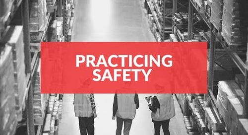 Practicing Safety This Month and Every Month