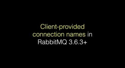 Troubleshooting RabbitMQ and Microservices That Use It — Michael Klishin