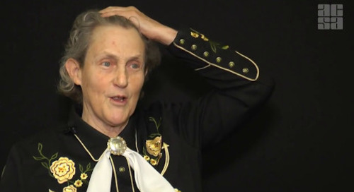 Temple Grandin Q and A at ACSA's Every Child Counts 2016