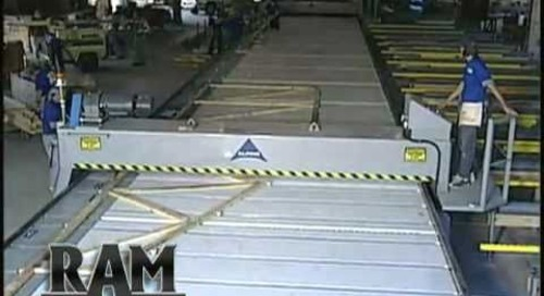 RAM EasyRider - Roof Truss Assembly System