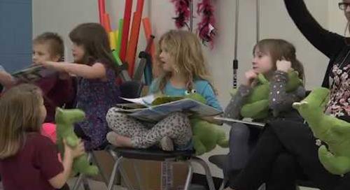 Reading Buddies Receives $20,000 From United Way