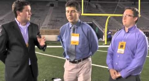 Notre Dame-Michigan Post Game Wrap