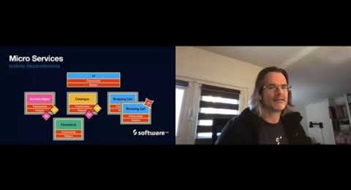 "apidays live Paris - ""Appify your service mess(h)"" John Carter, Solutions Architect, Software AG"