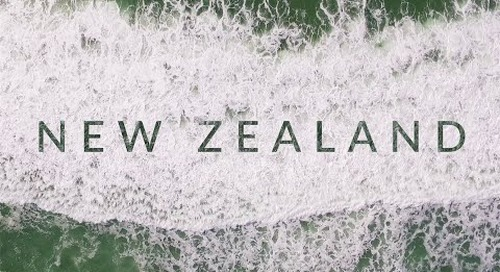 New Zealand - A Drone Experience