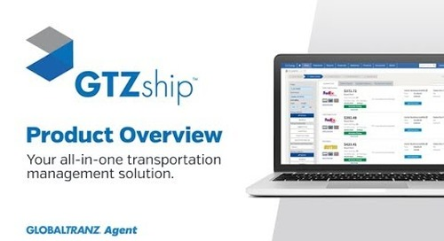 GTZship demo | All-in-one TMS - Manage all your freight - from rates to payment - in one place