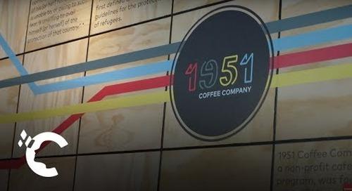 1951 Coffee Company at UC Berkeley: Crimson Eatucation