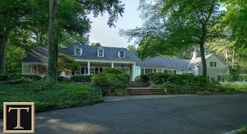 74 Ballantine Road, Bernardsville NJ - Real Estate Home for Sale