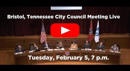 City Council Meeting 1-8-2019