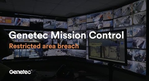 Mission Control: Restricted area breach